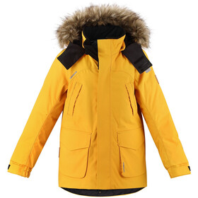 Reima Serkku Reimatec Manteau en duvet Adolescents, warm yellow